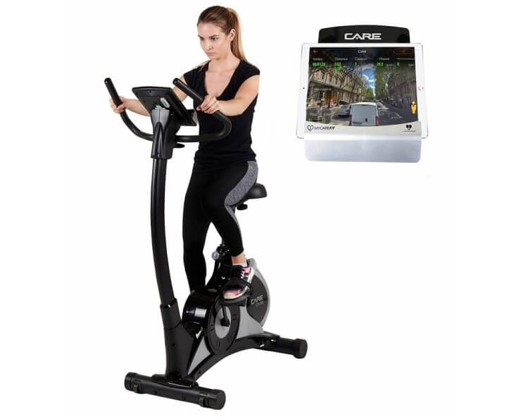 velo appartement care fitness