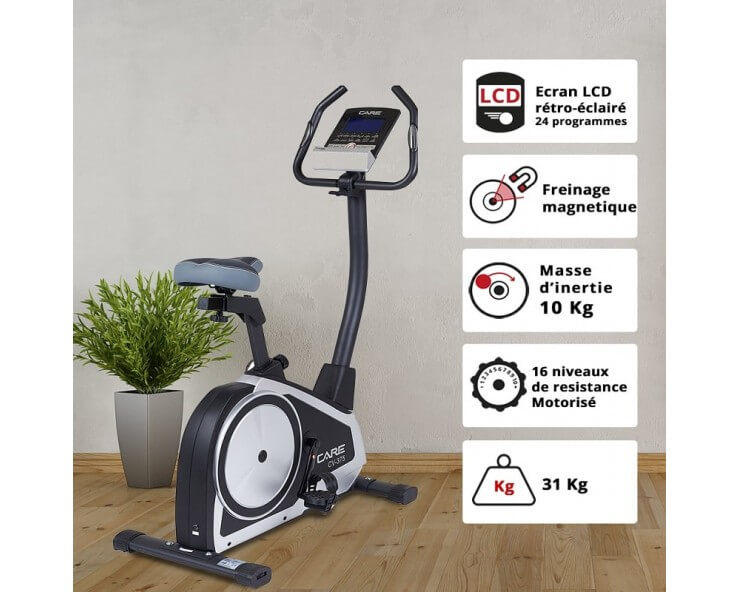 velo appartement CV-375 care fitness