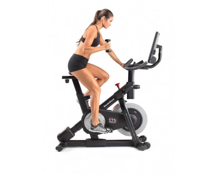 vélo spinning Studio Cycle S22i