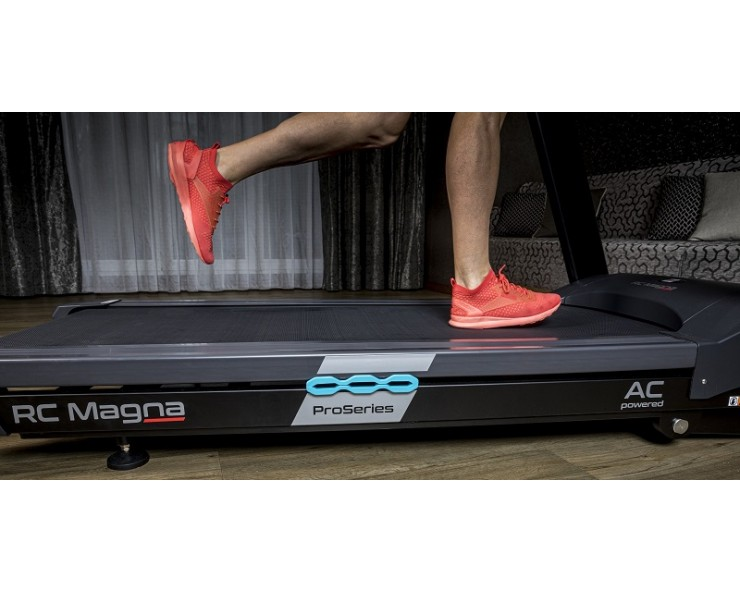 tapis de course pro bh fitness i magna rc