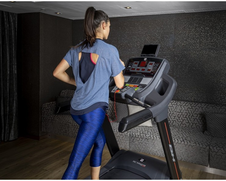 tapis de course courant alternatif bh fitness
