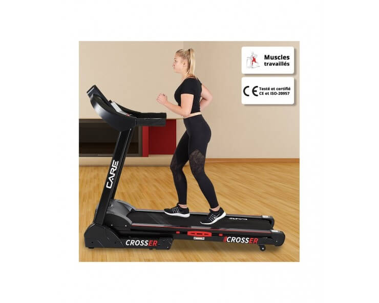 tapis de course care fitness Crosser