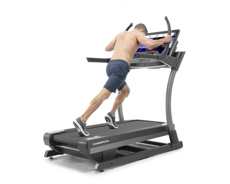 incline trainer x32i tapis de course Nordictrack