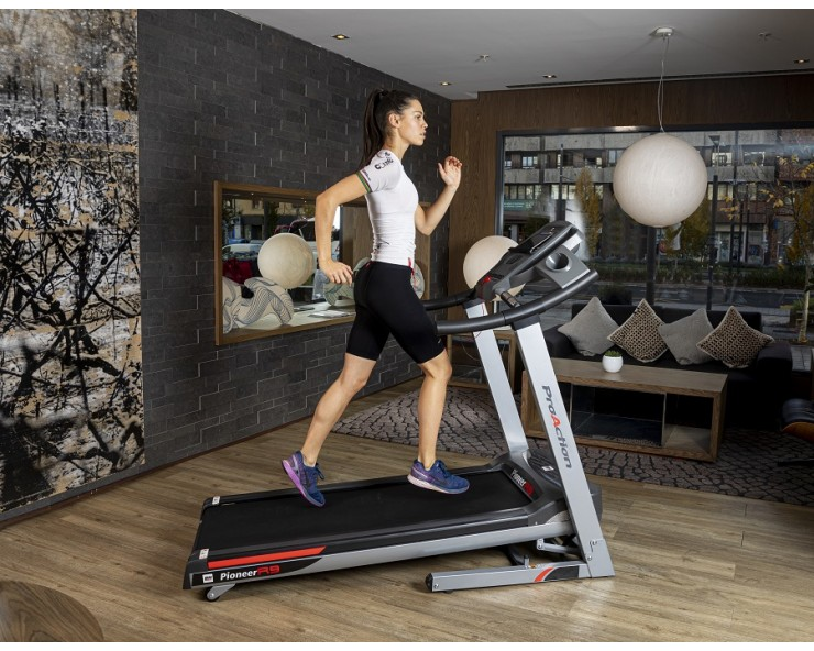 achat tapis de course bh fitness pioneer R9