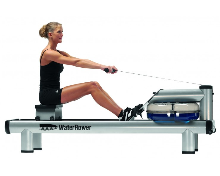 rameur waterrower m1 hirise  s4