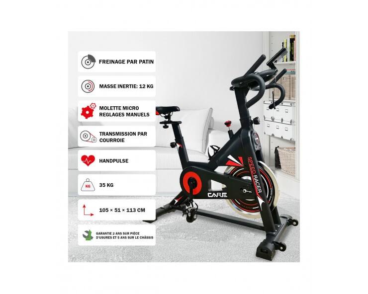 achat velo biking care Speed Racer