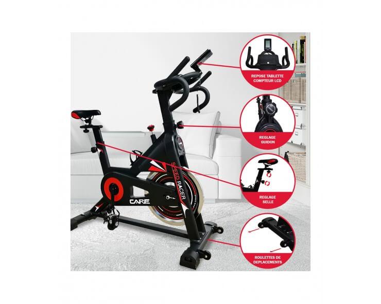 acheter velo de biking care fitness speed racer