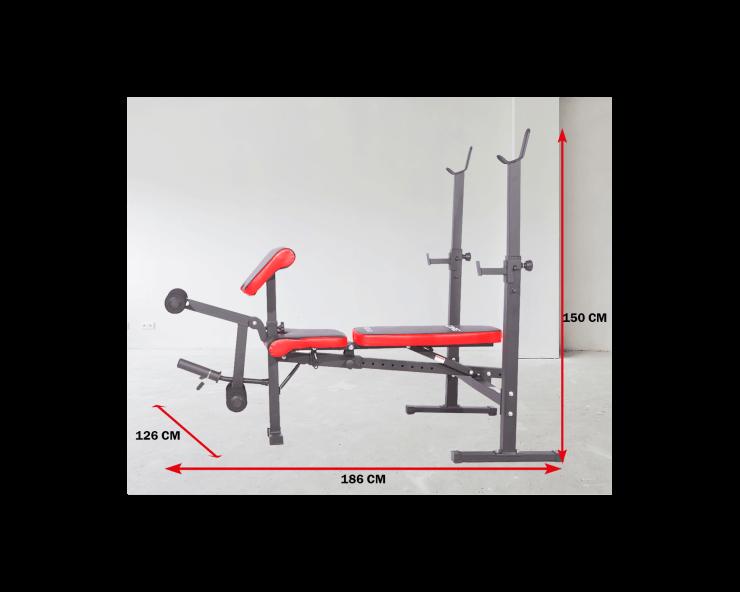 banc-de-musculation-pro-max-care-fitness