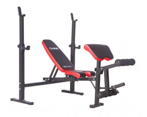 banc de musculation care fitness pro max