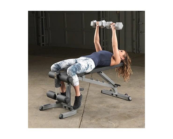 Banc de Musculation Multifonctions BODY SOLID GFID31