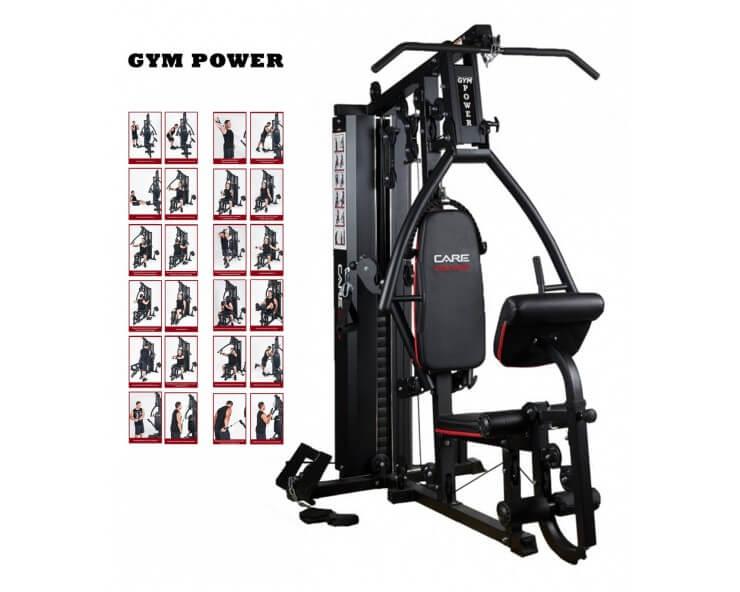 Home gym Care Fitness Presse-257