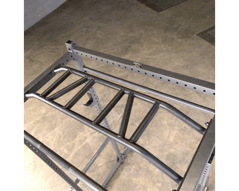 Barre de traction multiprise Body Solid pour cage à squat PPRMCU