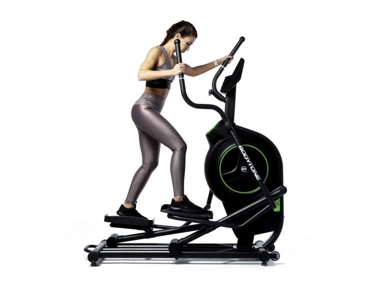 velo elliptique roue avant