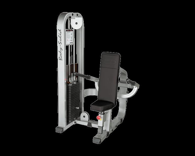 machine triceps bodysolid STM1000