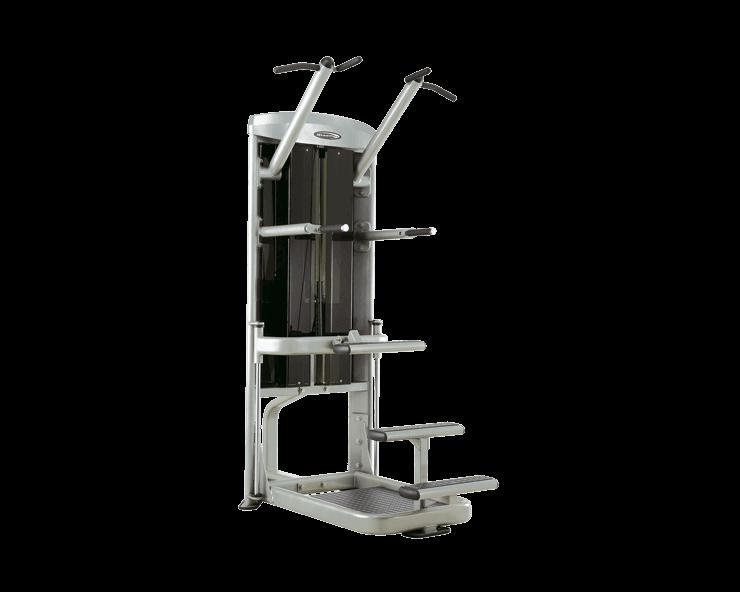 Chaise romaine assistée Body solid MCD2100