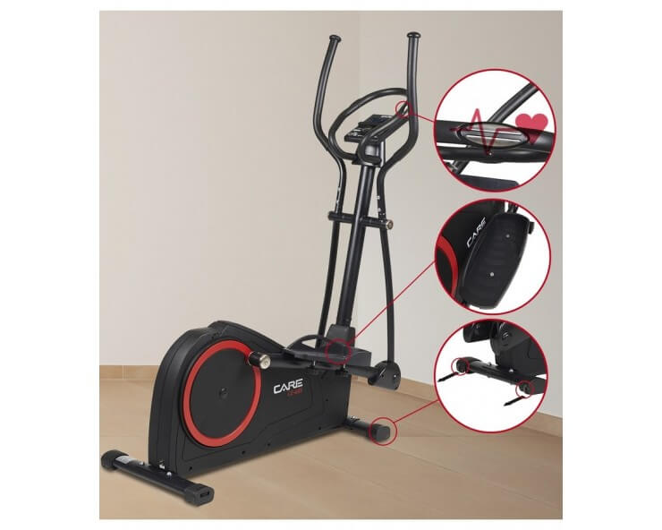 velo elliptique CE-685 care fitness