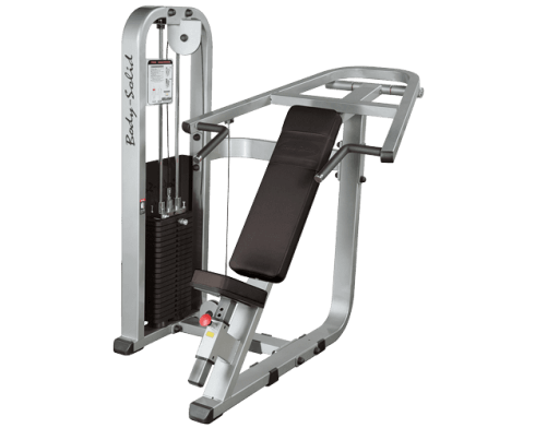 Machine pectoraux Body Solid Pro Clubline SIP1400
