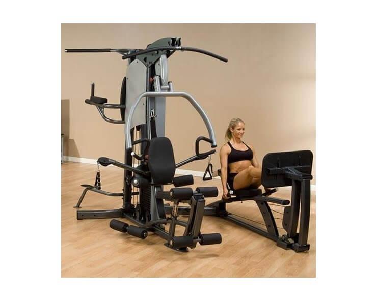 Leg Press Body Solid pour machine de musculation F600