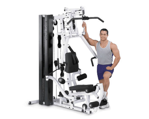 homy gym multi station EXM2750 body solid