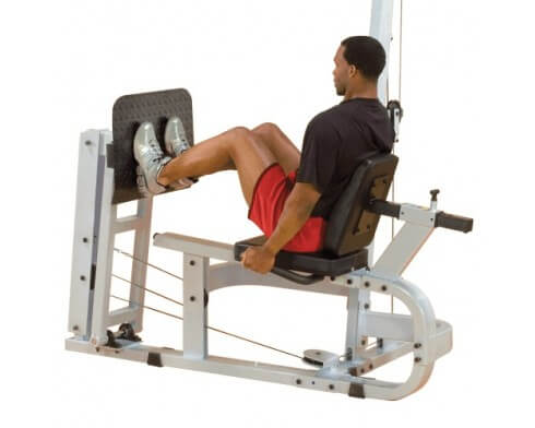 leg press body solid LP40S pour home gym EXM4000