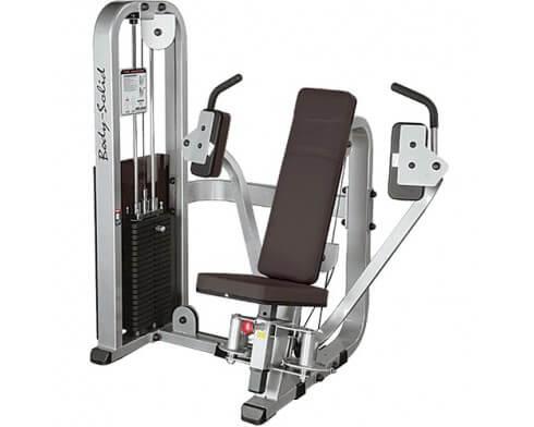 machine pectoraux body solid SPD700