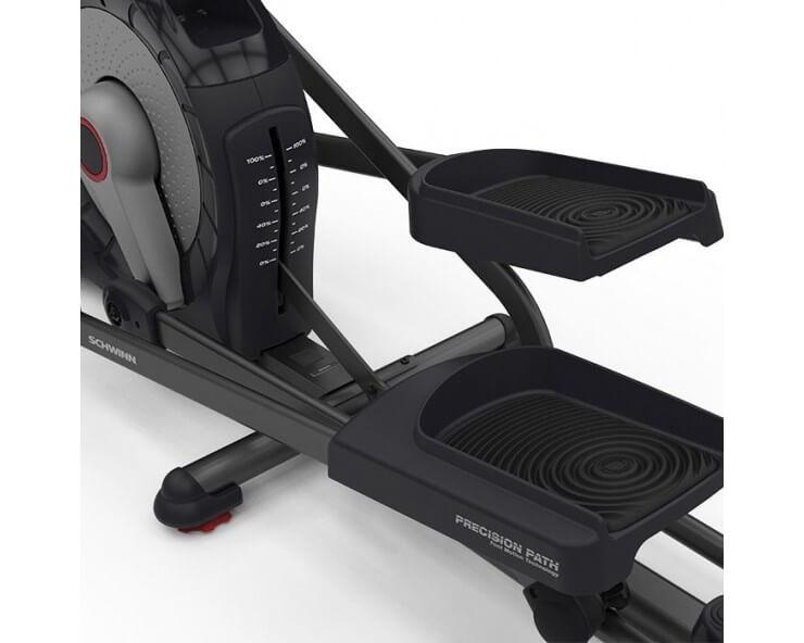 machine elliptique schwinn 570 E