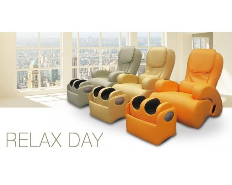 Fauteuil massage Supra France Relax Day