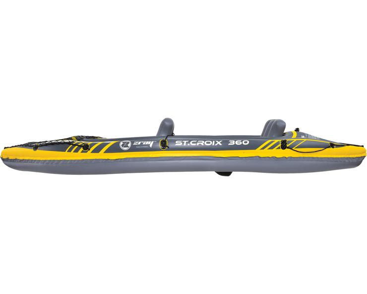 zray ste croix  kayak gonflable