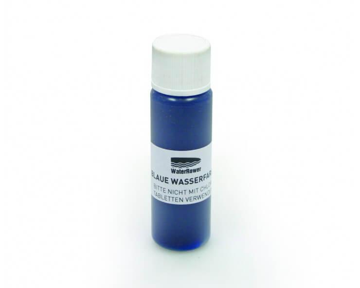 colorant bleu pour cuve waterrower