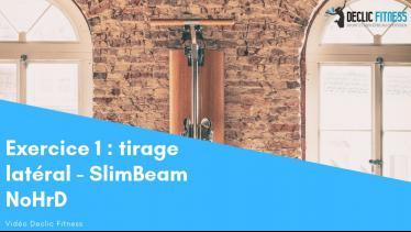 Slimbeam machine de musculation nohrd