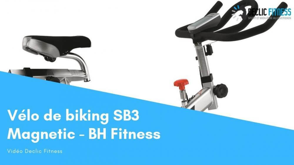 Velo spinning BH Fitness SB3 Magnetic