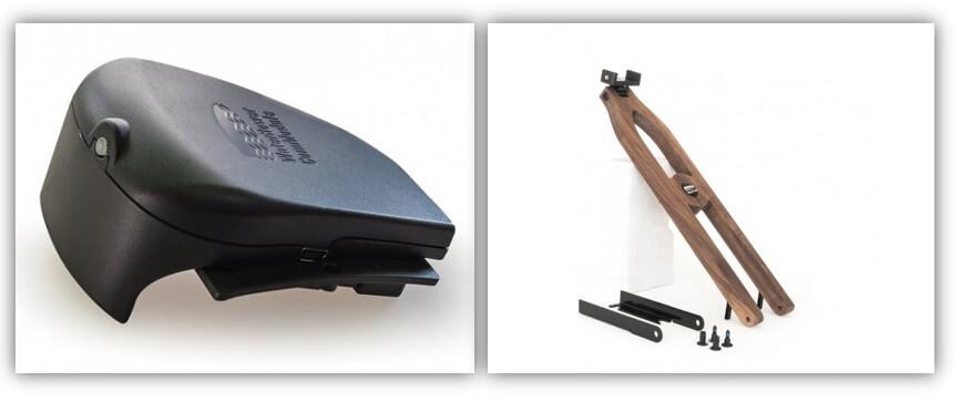 accessoires offerts rameur waterrower