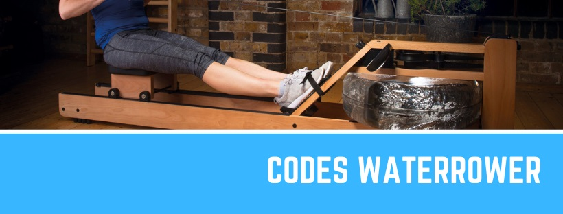 code promo waterrower