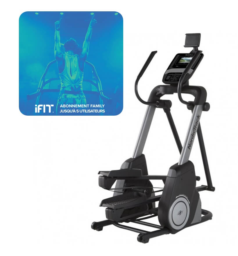 freestride trainer FS7i Nordictrack