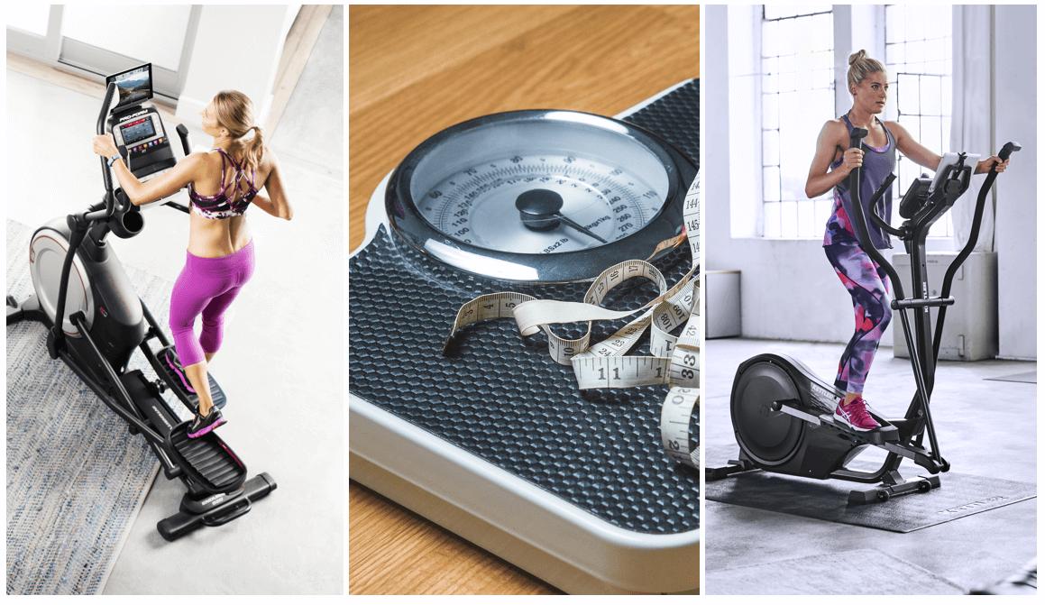 perdre poids velo elliptique