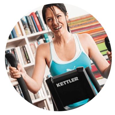 30 min de vélo elliptique par jour