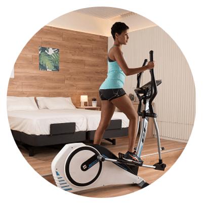 comment maigrir avec le velo elliptique