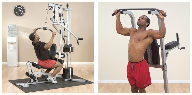 quel appareil de musculation pour le dos
