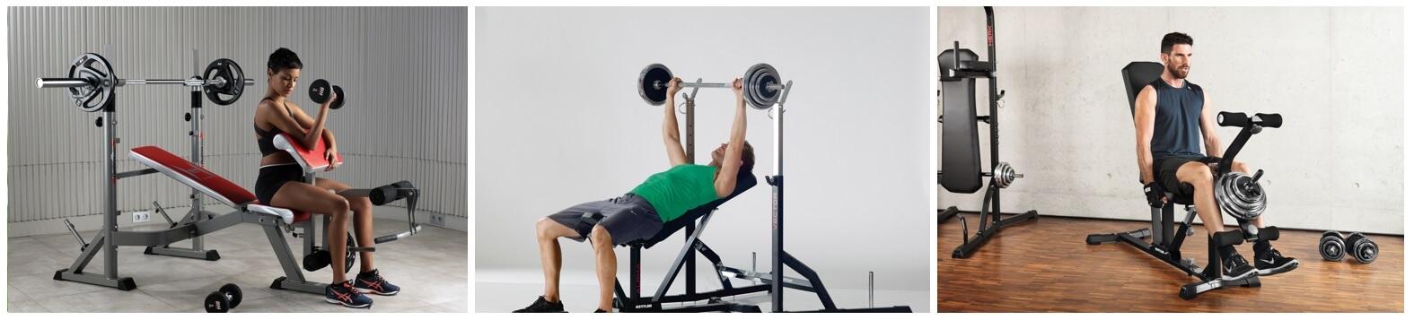 questions banc de musculation