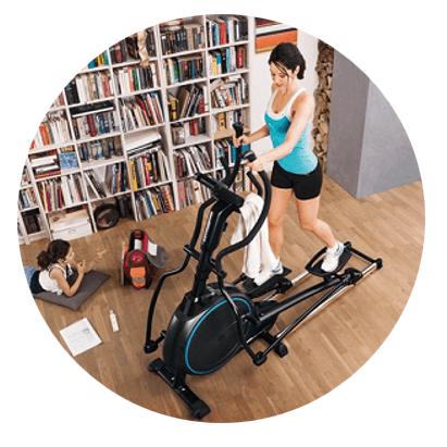 Se muscler avec un vélo elliptique