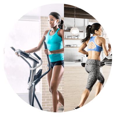 velo elliptique ou tapis de course pour maigrir