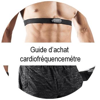 guide d'achat cardiofréquencemètre