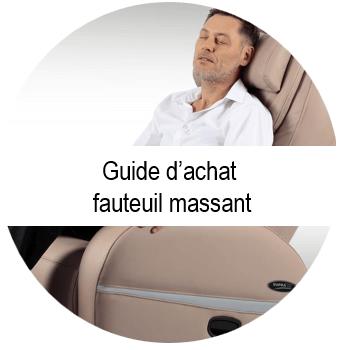 guide d'achat fauteuil massant