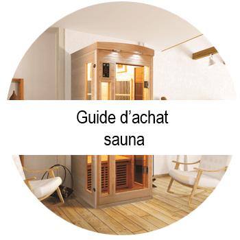 guide d'achat sauna