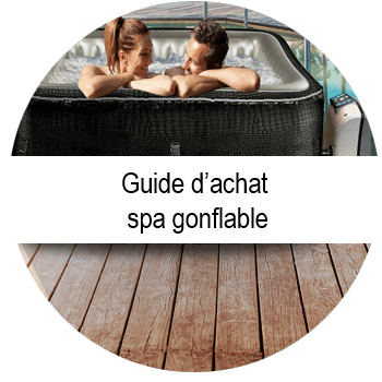 guide achat spa gonflable