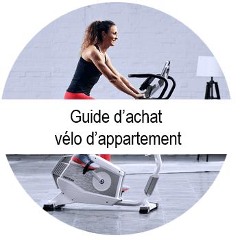 Guide d'achat vélo d'appartement