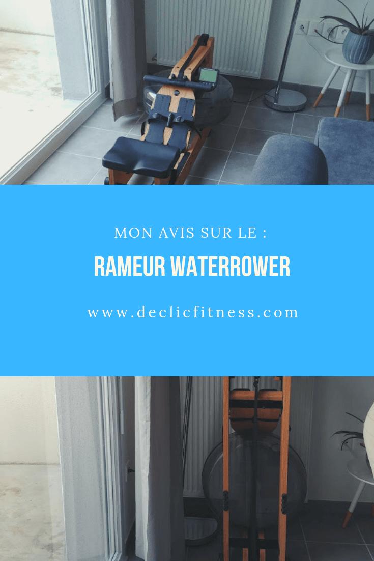 Waterrower test