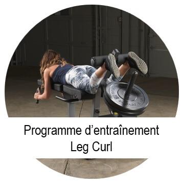 programme musculation leg curl
