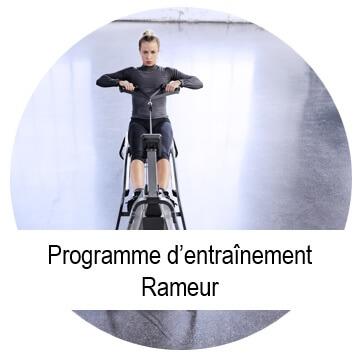 programme rameur