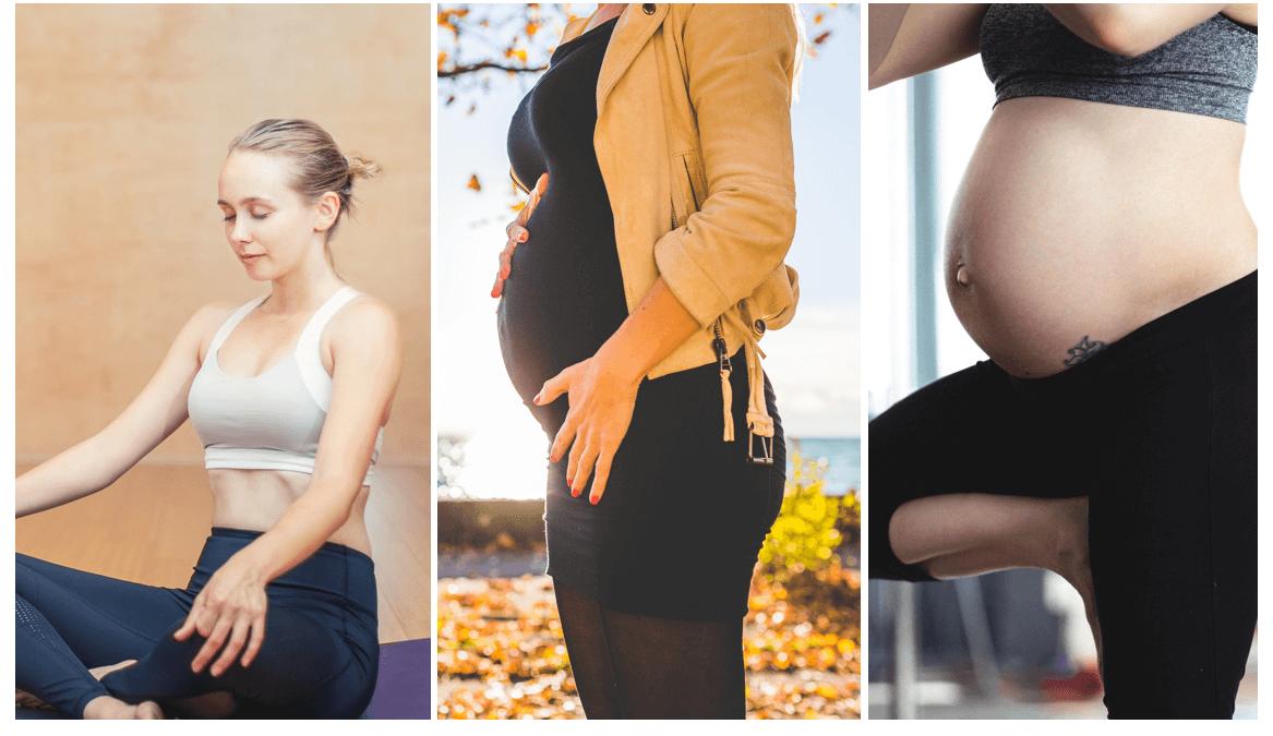sport après accouchement